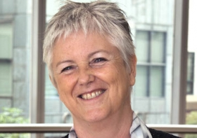 Sue Lewis, chair of the Financial Services Consumer Panel