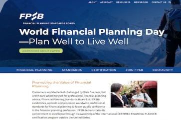 Financial Planning Standards Board (FPSB)