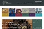 CII Our History website