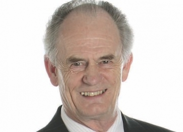 Ken Davy will continue involvement with the firm and will now take on the role of deputy chairman