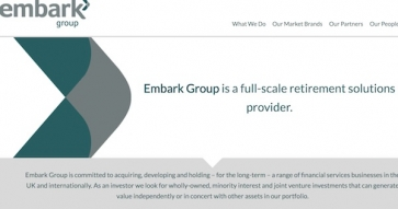 Embark Group website