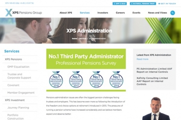 XPS Administration