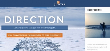 Jupiter website