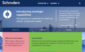 Schroders has launched a £4bn Investment Solutions business