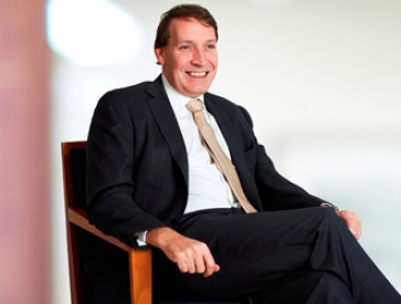 Andrew Croft, CEO of St James's Place
