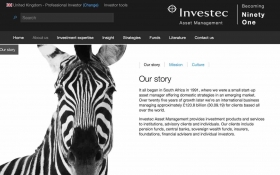 Investec AM becomes Ninety One