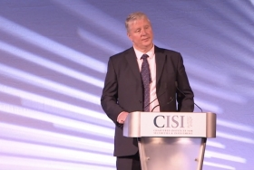 Nick Cann, former IFP CEO, speaking at the 2017 CISI-IFP Financial Planning Conference
