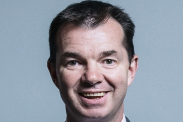 Pensions Minister Guy Opperman MP
