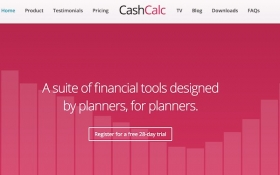 CashCalc website