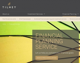 Tilney website