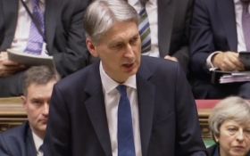 Chancellor Philip Hammond rejected calls to drop the MPAA cut
