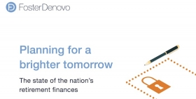 Foster Denovo report on financial advice demand