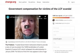 A petition by LCF victims
