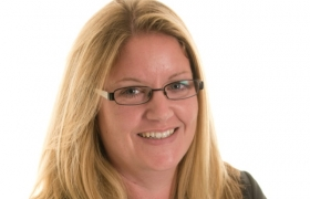 Claire Trott, Chair of the Association of Member-Directed Pension Schemes