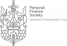 The Personal Finance Society logo