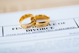 Financial Planners' fears over 'no fault divorce'