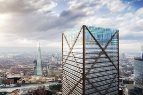 'Tallest' skyscraper in City planned for Aviva site
