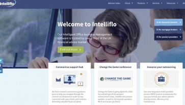 Intelliflo website