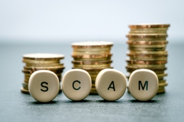 Investment scams are surging