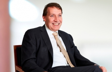 Andrew Croft, chief executive at St James's Place