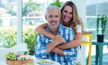 Well off retired couples may be declining in number
