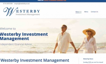 Westerby IM website
