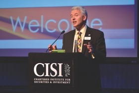 Simon Culhane of the CISI