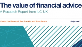 The Value of Financial Advice report