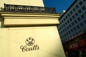 Coutts will be included in the new combined entity