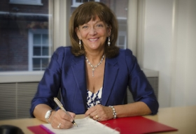 Former pensions minister Baroness Ros Altmann