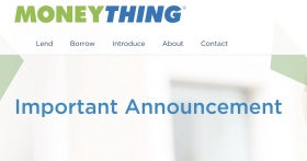 MoneyThing website