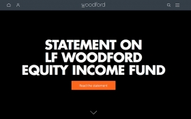 The notice on the Woodford website