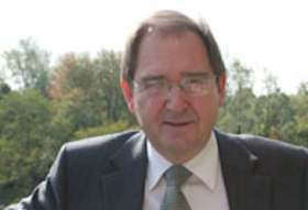 Richard Percy, Chairman of the NFU Mutual's Charitable Trust