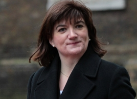 Treasury Committee Chair Nicky Morgan MP