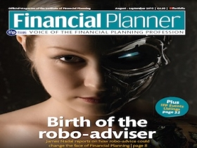 This month's Financial Planner magazine front cover