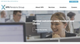 XPS Pensions Group website