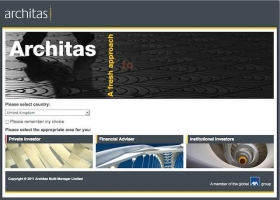 Architas website