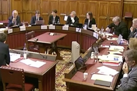 House of Lords Intergenerational Fairness and Provision Committee