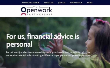 Openwork Partnership website