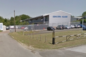 The Ipswich site where Universal Wealth Management was based (Picture: Google)