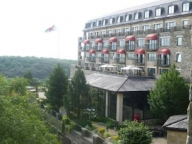 Conference venue: Celtic Manor Resort, South Wales