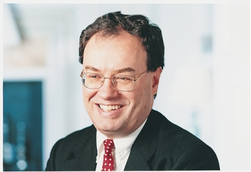 FCA CEO Andrew Bailey