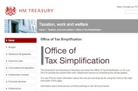 Office of Tax Simplification