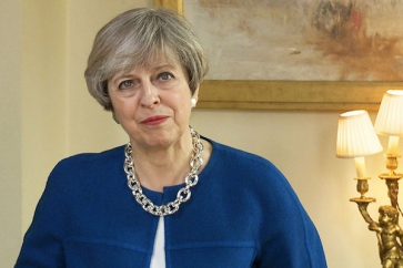 Prime Minister Theresa May - backing the Pensions Dashboard