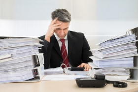 Some advisers face admin overload
