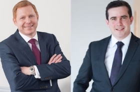 Neil Moles, managing director of Progeny and Ian Hooper, director, Progeny Asset Management